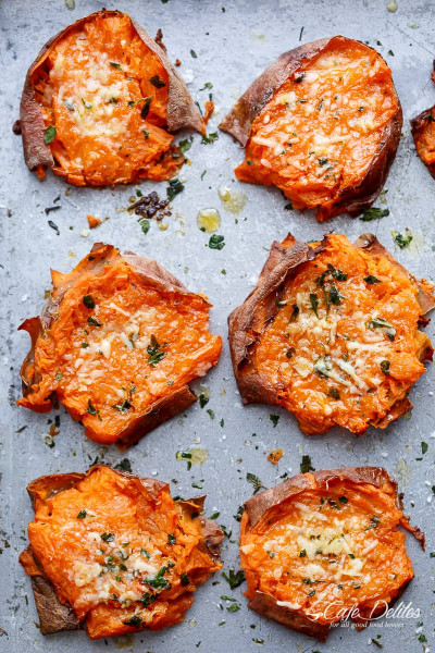 Sweet Potato Recipes  14 Easy Sweet Potato Recipes [Sweet & Savory]