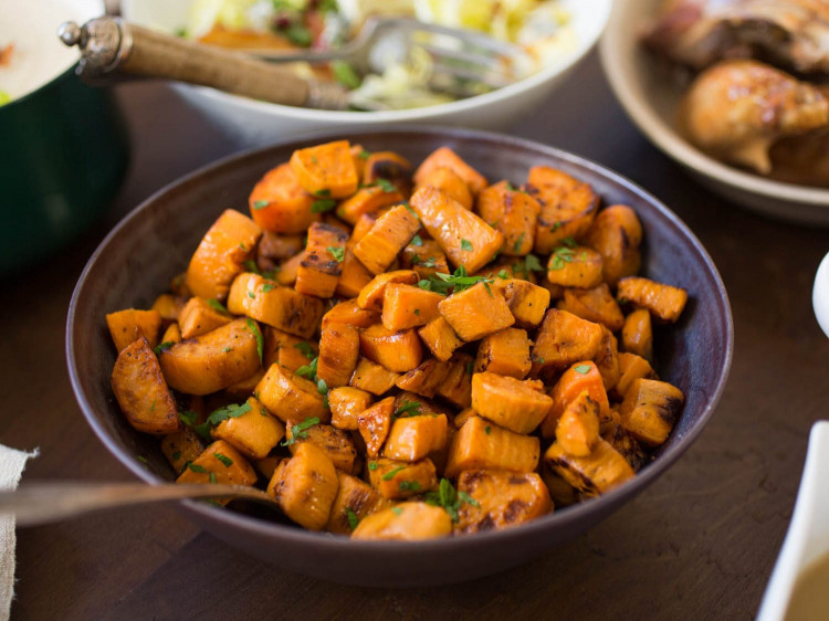 Sweet Potato Recipes Unique the Best Roasted Sweet Potatoes Recipe