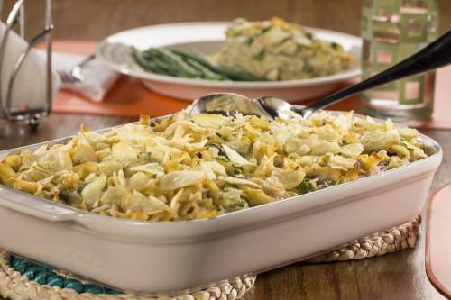 Tuna Noodle Casserole  Mom s Tuna Noodle Casserole