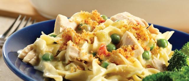 Tuna Noodle Casserole Fresh Tuna Noodle Casserole Recipe