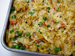 Tuna Noodle Casserole  Tuna Noodle Casserole Home Cooking Memories