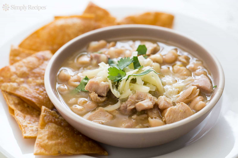 White Chicken Chili  White Chili Recipe