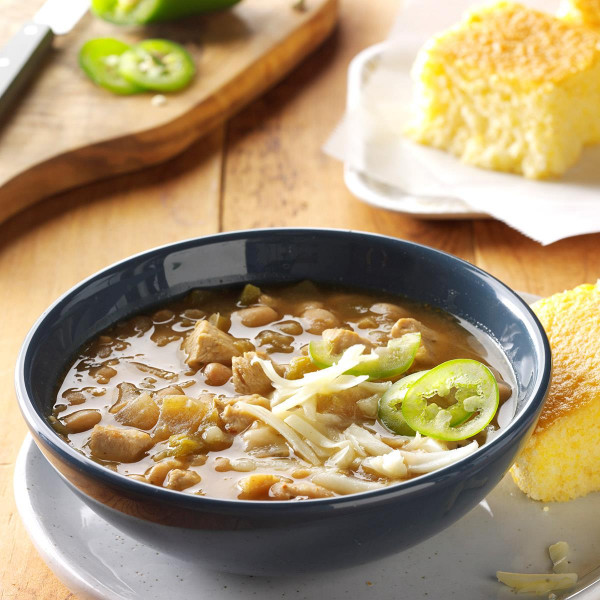 White Chicken Chili  White Chicken Chili Recipe