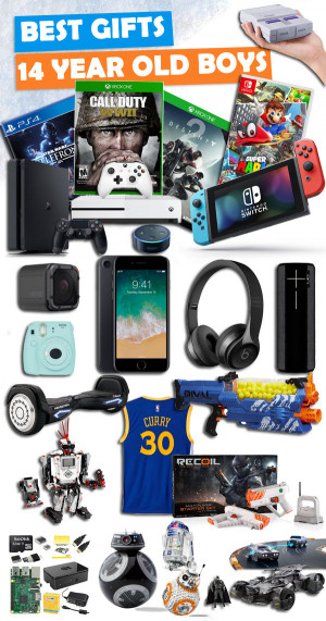 14 Year Old Birthday Gift Ideas  Gifts For 14 Year Old Boys