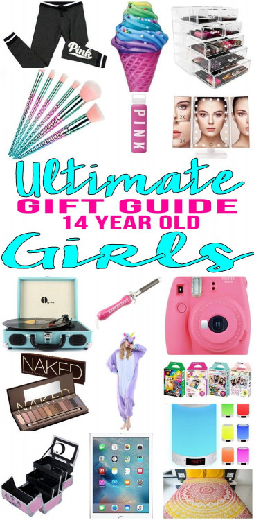 14 Year Old Birthday Gift Ideas  Best Gifts 14 Year Old Girls Will Love