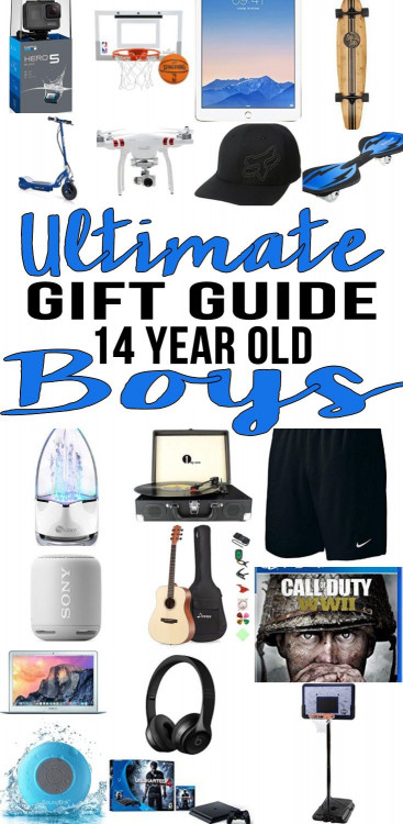 14 Year Old Birthday Gift Ideas  Best Gifts 14 Year Old Boys Will Want