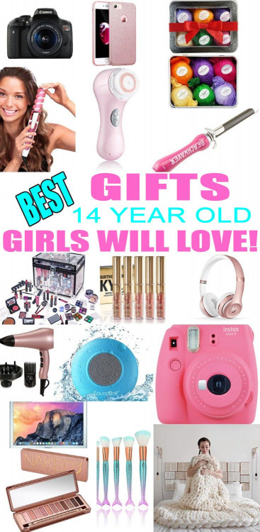 14 Year Old Birthday Gift Ideas  Best Toys for 14 Year Old Girls