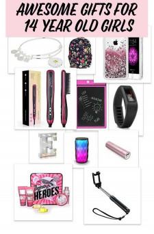 14 Year Old Birthday Gift Ideas  Gift ideas for 14 year old girls Best Gifts for Teen Girls