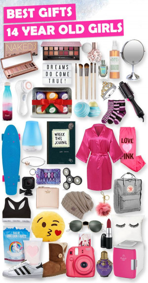 14 Year Old Birthday Gift Ideas  Gifts for 14 Year Old Girls