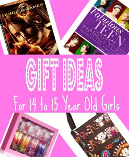 14 Year Old Birthday Gift Ideas  Best Gifts for 14 Year Old Girls in 2014 Christmas