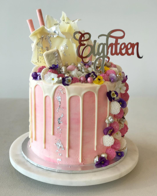 18Th Birthday Cake  Top 7 Best 18th Birthday Gift Ideas Ferns N Petals