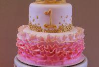 1st Birthday Cake Unique Richly Blessed Emery S 1st Birthday Party