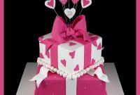 21st Birthday Cake Elegant 21st Birthday for Girls