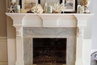 35 Captivating Mantle Beach themes Décor Ideas for Summer Beautiful 25 Best Ideas About Beach Mantle On Pinterest