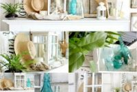 35 Captivating Mantle Beach themes Décor Ideas for Summer Best Of 25 Best Ideas About Beach Mantle On Pinterest