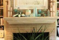 35 Captivating Mantle Beach themes Décor Ideas for Summer Best Of 53 Beautiful Beach Mantle Decor Ideas