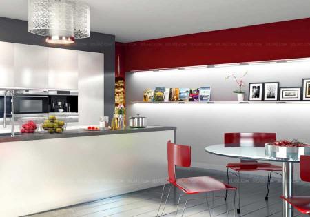 3D Kitchen Design  Kitchen Interior 3D Rendering Price Kitchen 3D