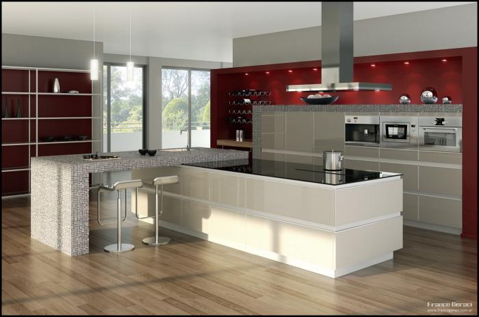 3D Kitchen Design  Kitchen 3D Design for $15 SEOClerks