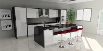 3D Kitchen Design  Kitchen Design Blog KD Max 3D Kitchen Design Software