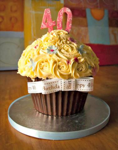 40Th Birthday Cake Ideas  Creative 40th Birthday Cake Ideas Crafty Morning