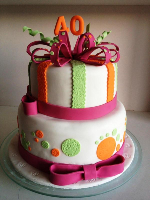 40Th Birthday Cake Ideas  40th Birthday Cake Ideas and Recipes for Men — Protoblogr