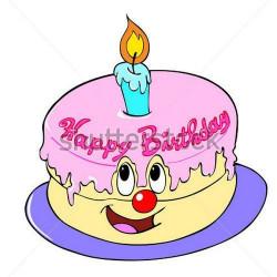 Animated Birthday Cake  Animated Birthday Cake Clip Art