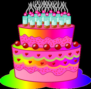 Animated Birthday Cake  Birthday Cake C