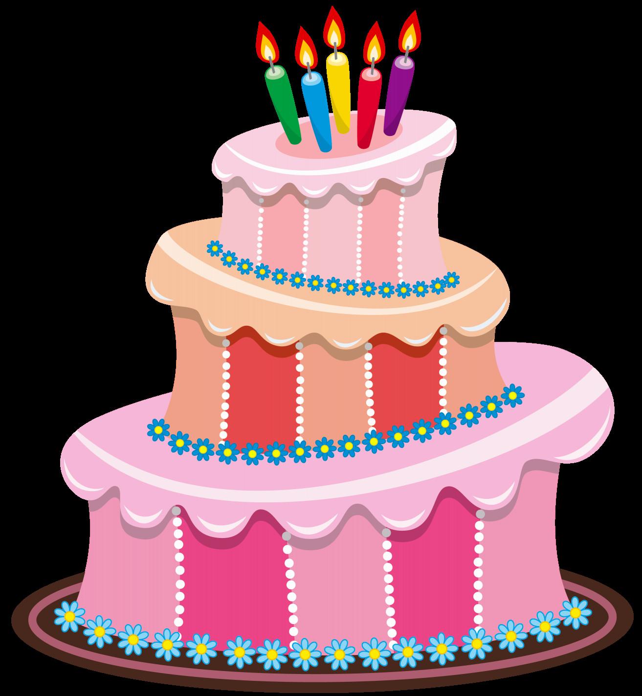 Animated Birthday Cake  Birthday Cake Clip Art Free Download Clip Art