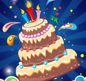 Animated Birthday Cake  Animated happy birthday cake pics 1 Funny And Amazing