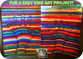 Art Project For Kids  Teaching Kids Art Fun & Easy Project to do