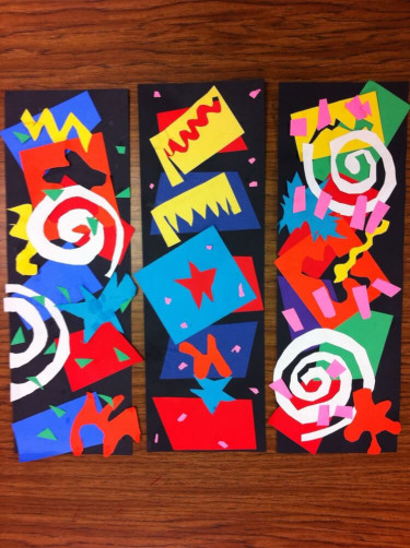Art Project For Kids  36 Elementary Art Lessons for Kids Happiness is Homemade