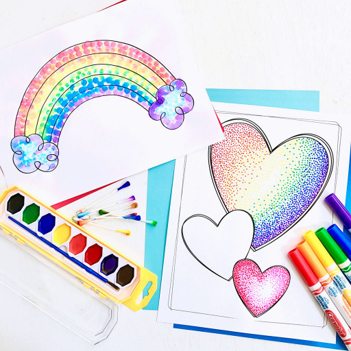 Artwork For Kids  Famous Artists Kids Crafts and Activities The Crafting