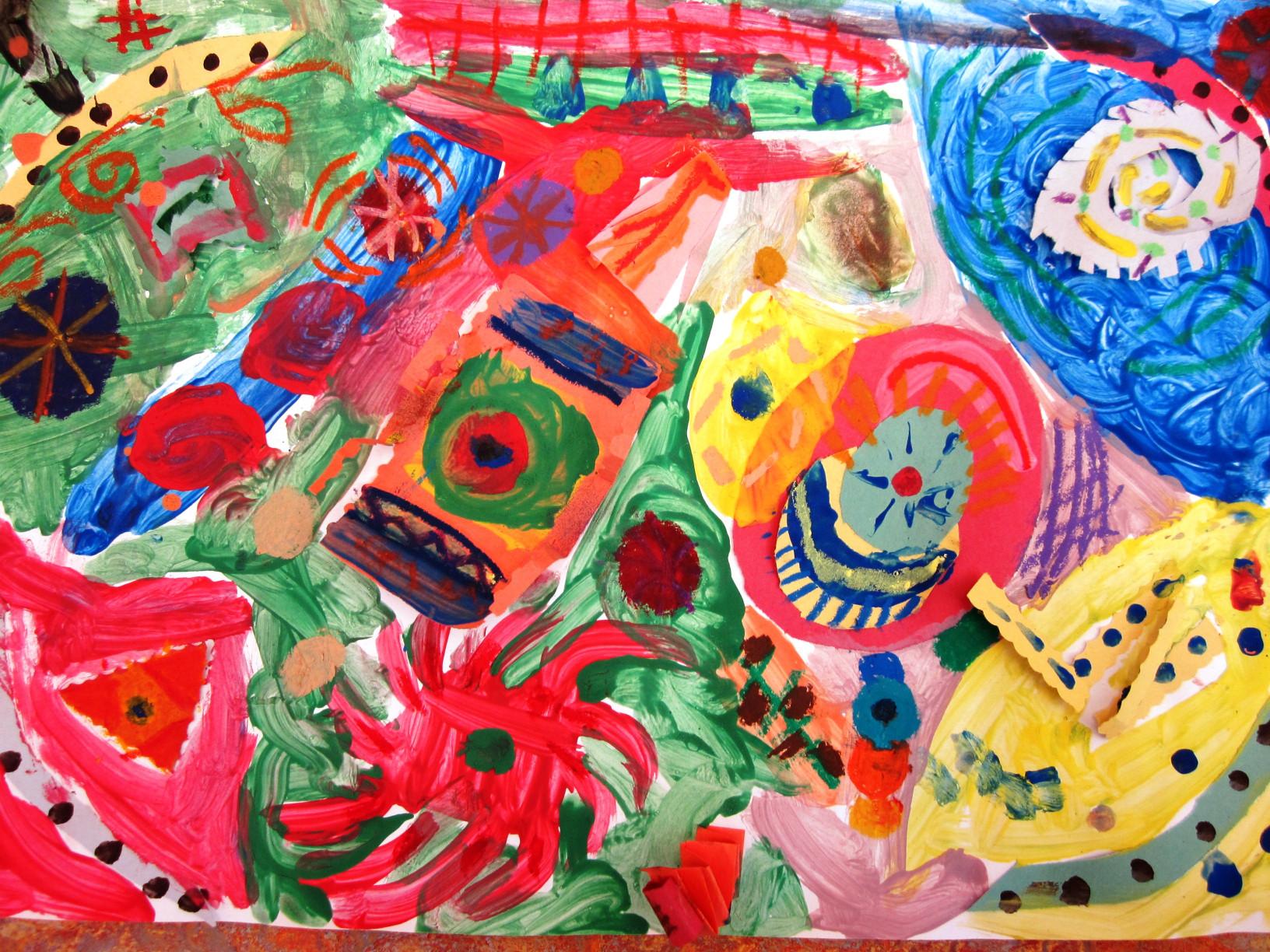 Artwork For Kids  expressionism for kids