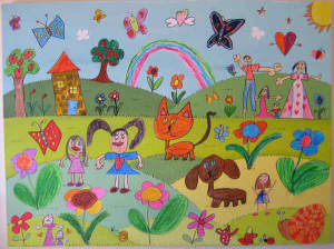 Artwork For Kids  Cute Art by Kids The Art Feature