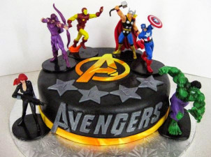 Avengers Birthday Cake  50 Best Avengers Birthday Cakes Ideas And Designs