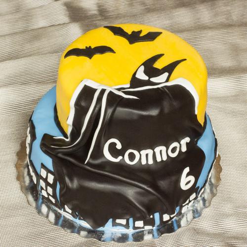 Batman Birthday Cake  Batman Birthday Cake