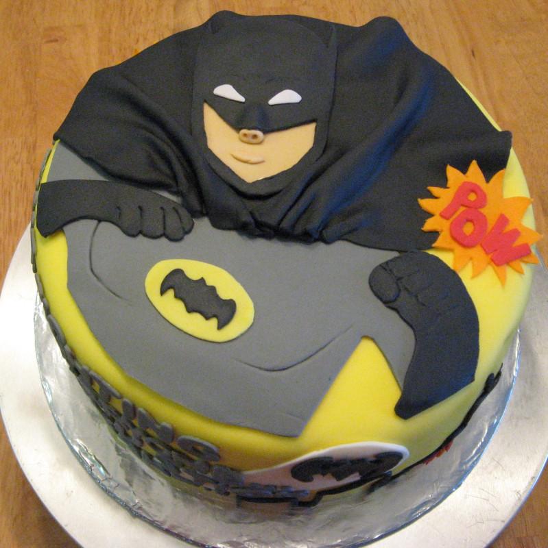 Batman Birthday Cake Lovely Sweet Cakes Dc