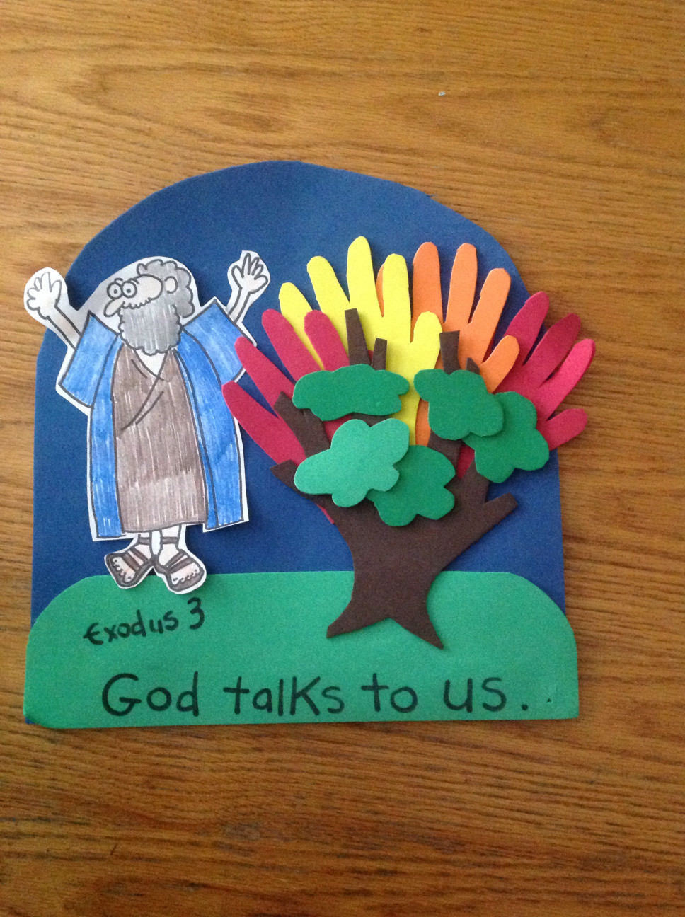 20 Of the Best Ideas for Bible Crafts for Kids - Home