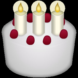 Birthday Cake Emoji  Download Birthday Cake Emoji Icon