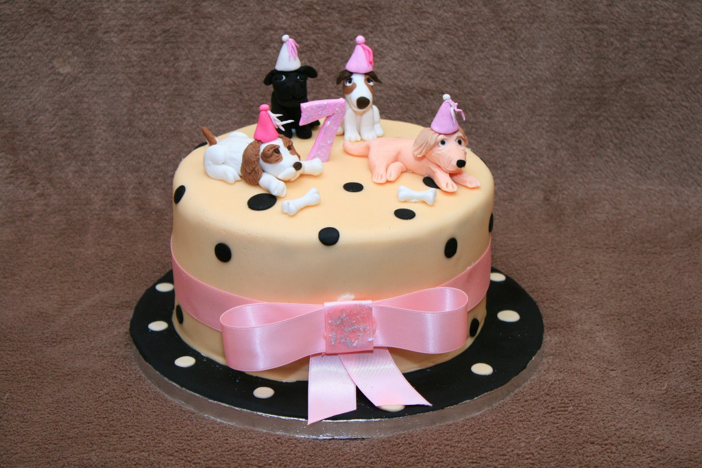 Birthday Cake For Dogs  12 Cute Dog Cakes and Dog Shaped Birthday Cake