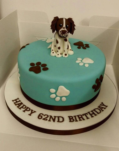 Birthday Cake For Dogs  dog cake … Dog Cakes