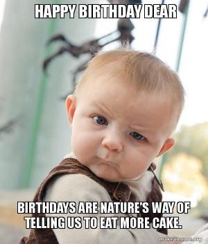 Birthday Cake Meme  Happy Birthday Meme & Hilarious Funny Happy Bday