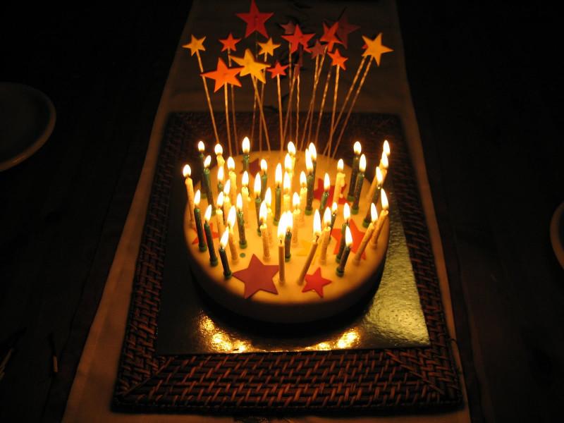 Birthday Cake On Fire  DarkDwarf Blog Birthday Cake Fire Hazard