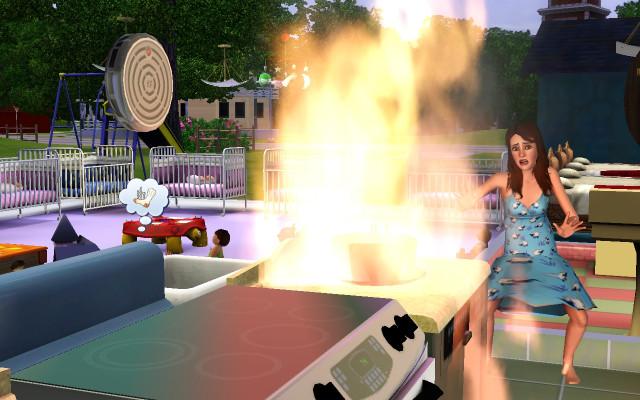 Birthday Cake On Fire  Shansuke s 100 baby challenge
