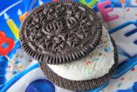 Birthday Cake oreos Beautiful Review Nabisco Birthday Cake oreo Cookies