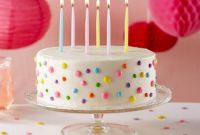 Birthday Cake Pictures Inspirational Birthday Cake Recipe