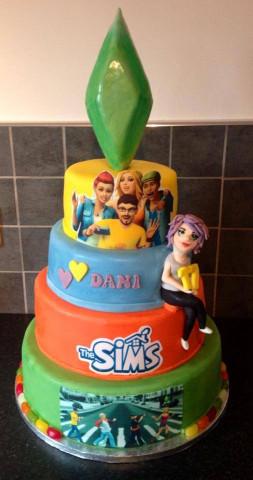 Sims4birthdaycake Birthday Party 2021 Mc Command