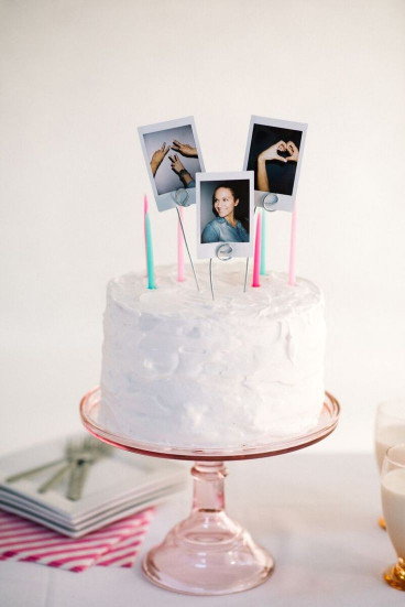 Birthday Cake Toppers  Best 25 Birthday cake toppers ideas on Pinterest