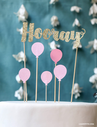 Birthday Cake Toppers  Birthday Cake Toppers Lia Griffith