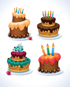 Birthday Cake Vector  Birthday cake free vector 1 584 Free vector for